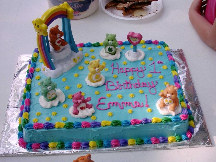 Care Bears Cake Decorations