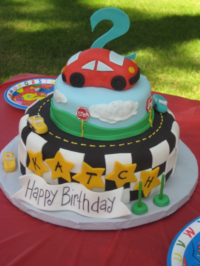 Cars Cake Ideas