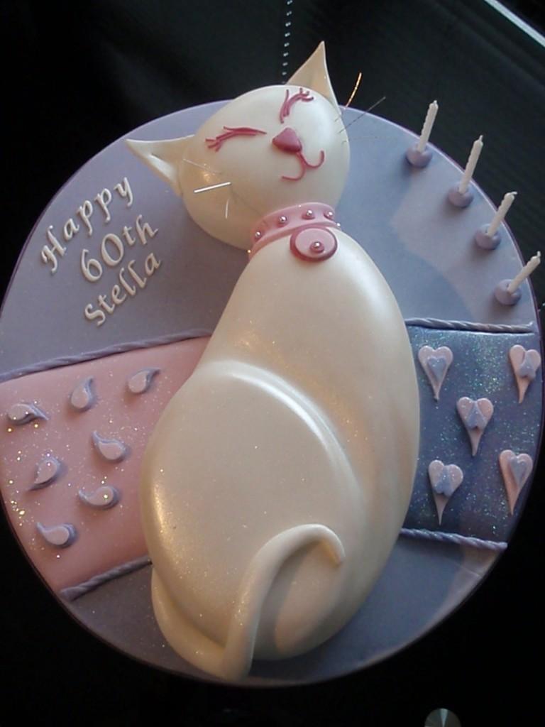 Cat Cake Images