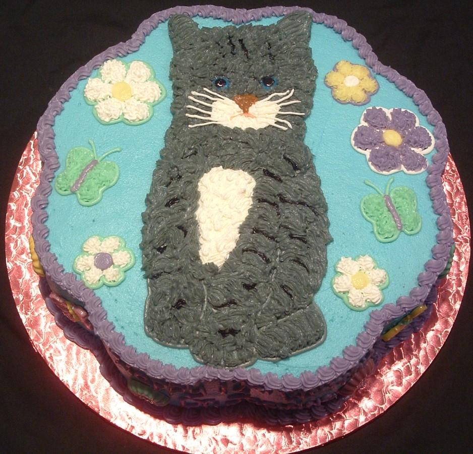 Cat Cakes Images