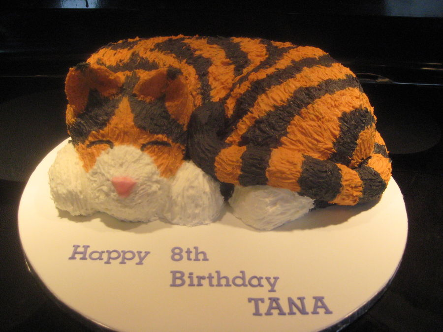Cat Cakes Pictures