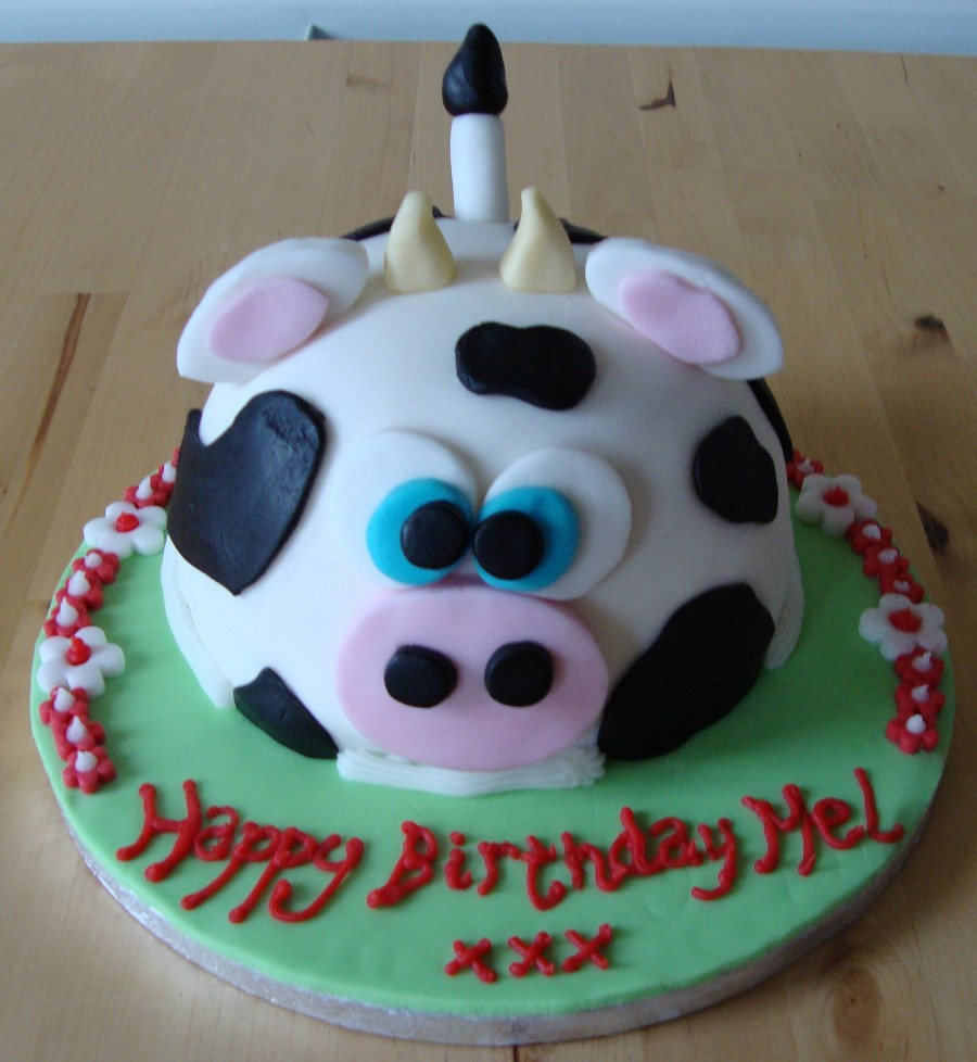 Cow Cakes Pictures