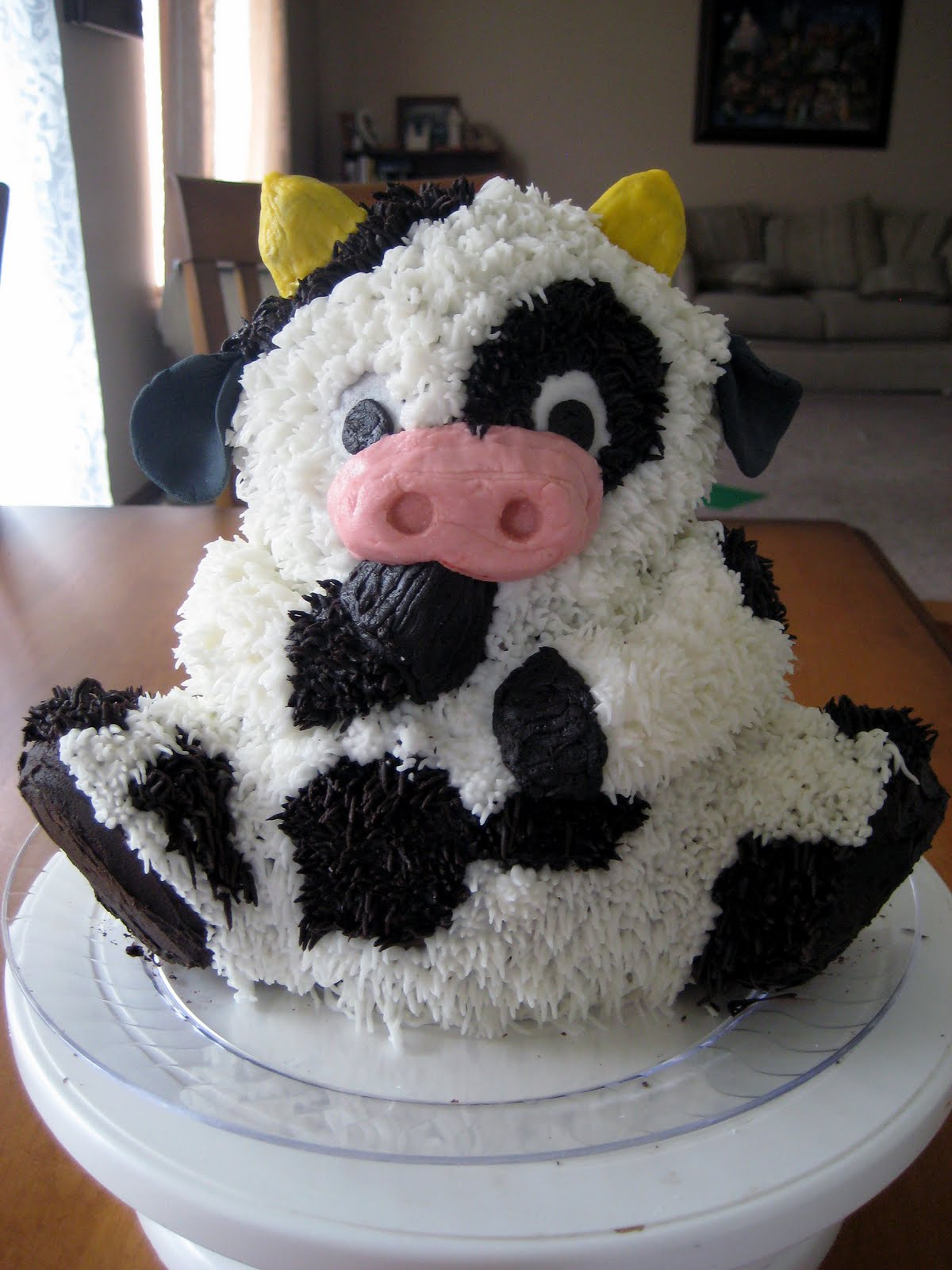 Cow Cakes – Decoration Ideas | Little Birthday Cakes