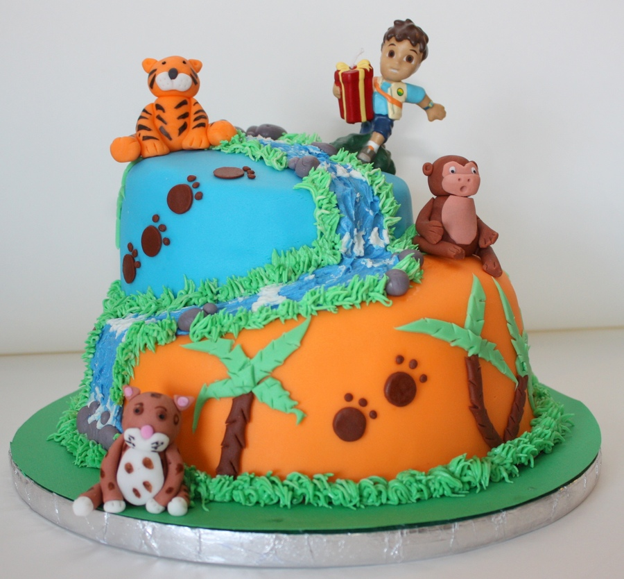 Diego Cakes Images