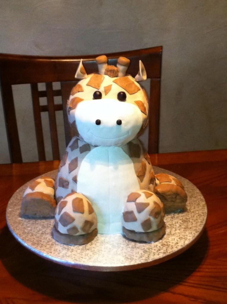 Giraffe Cake Images