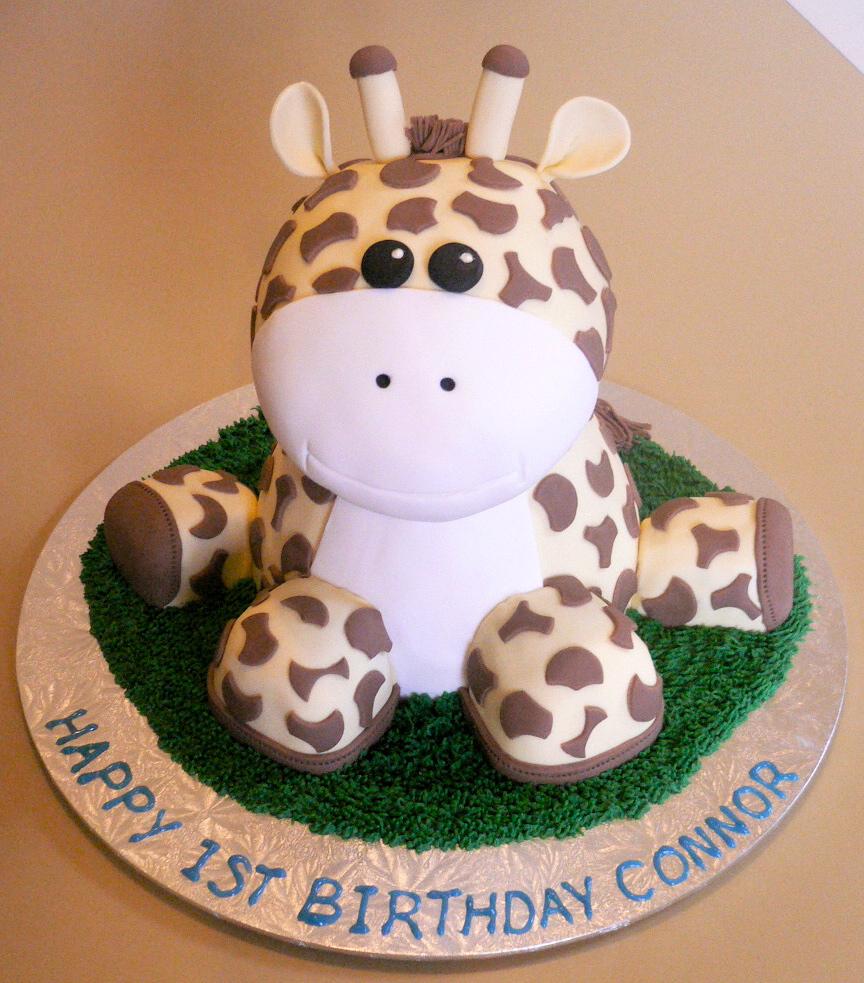 Giraffe Cake Pan