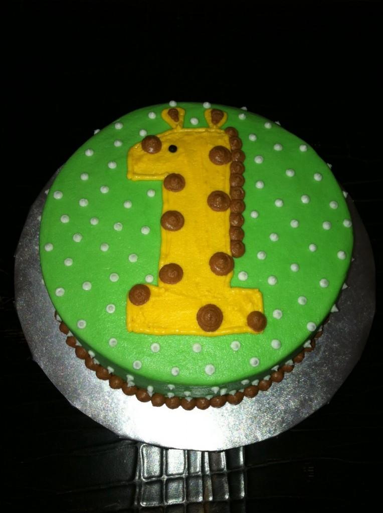 Giraffe Cakes Images