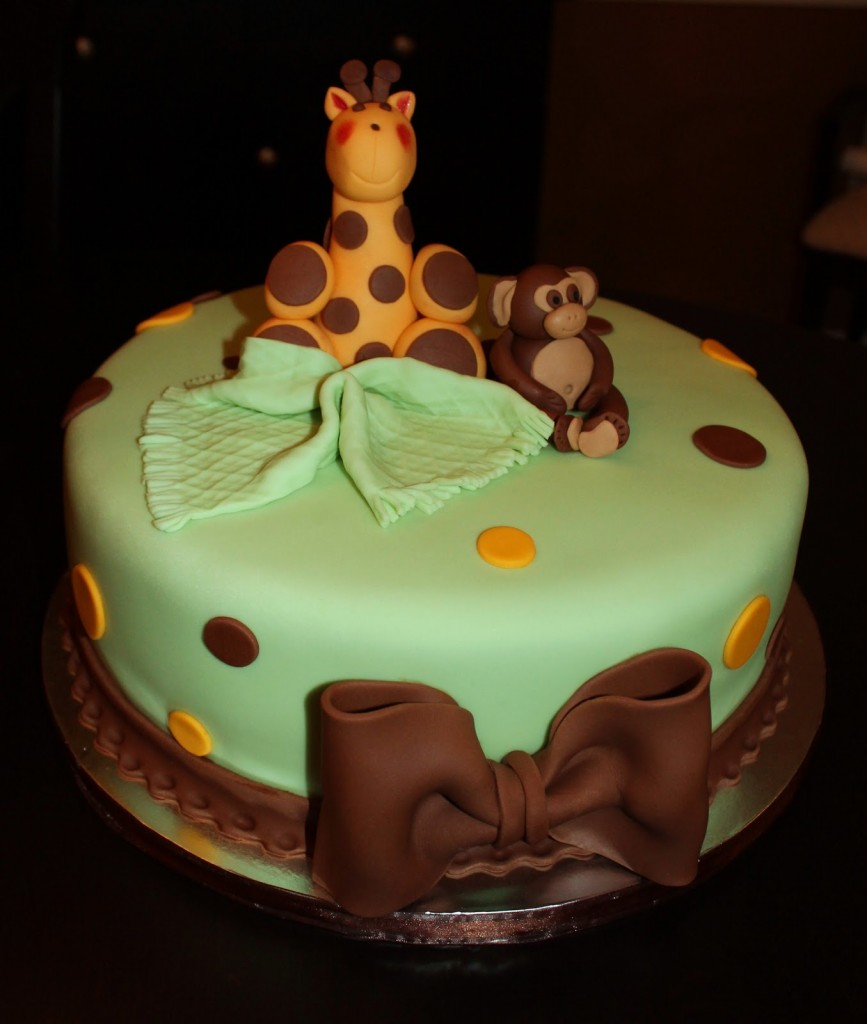 Giraffe Cakes Pictures