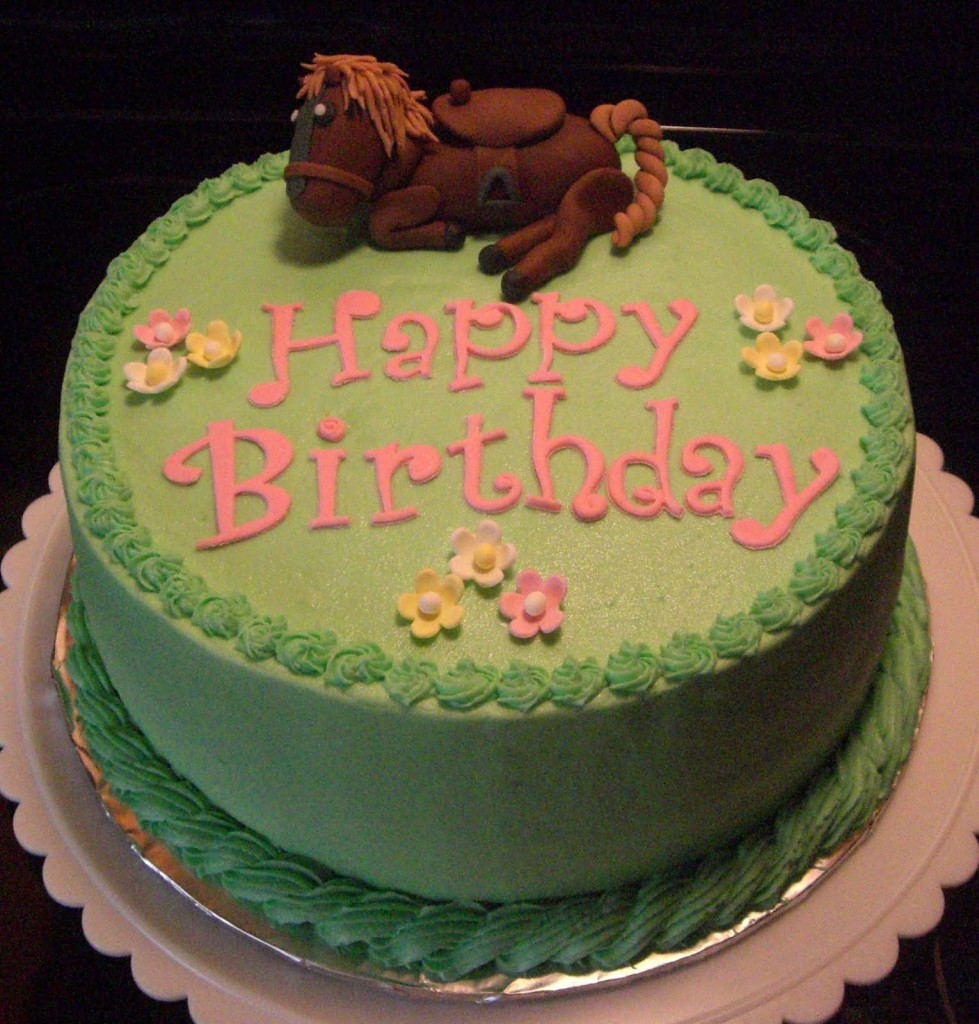 Picture of Horse Cake Pans