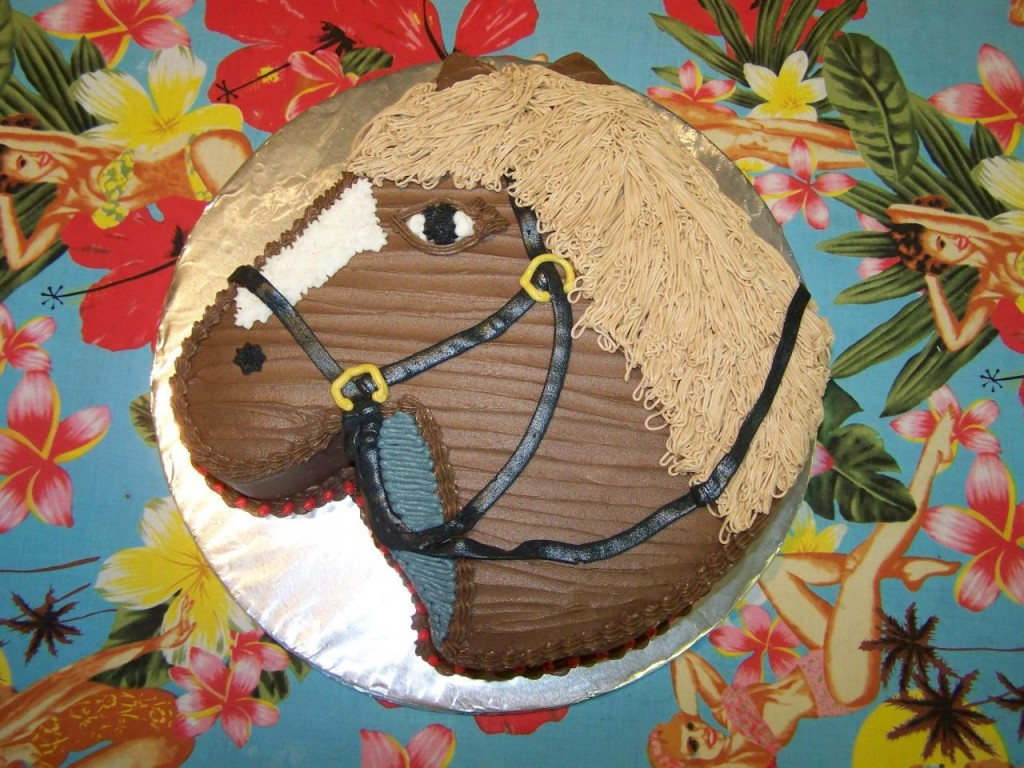 Horse Cakes Pictures