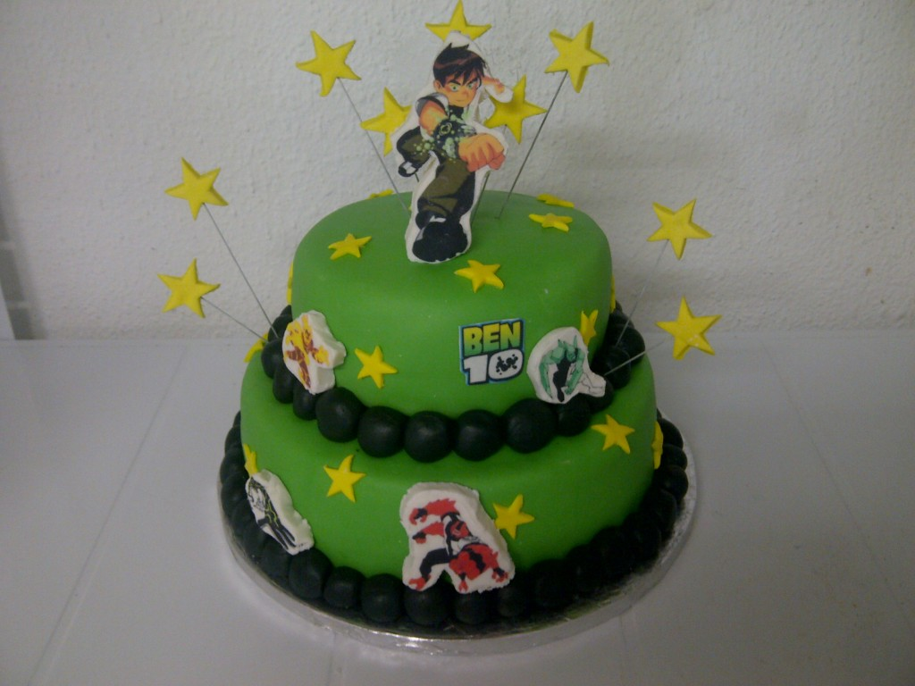 Images of Ben 10 Cakes