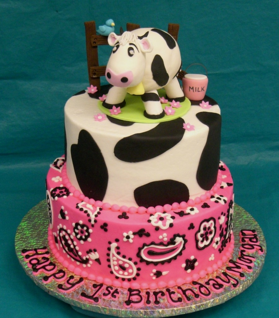 Images of Cow Cakes
