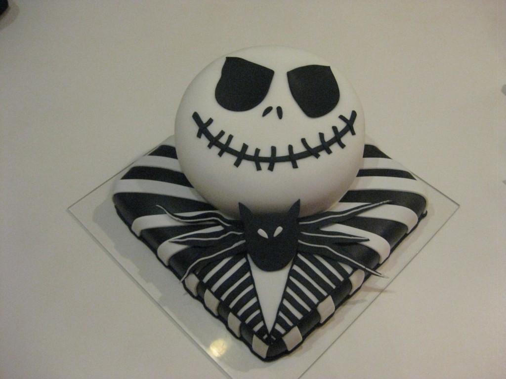Jack Skellington Cake Pictures