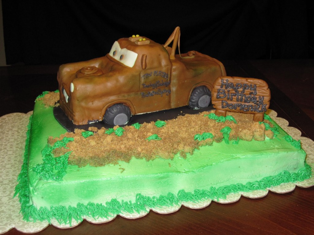 Mater Birthday Cakes
