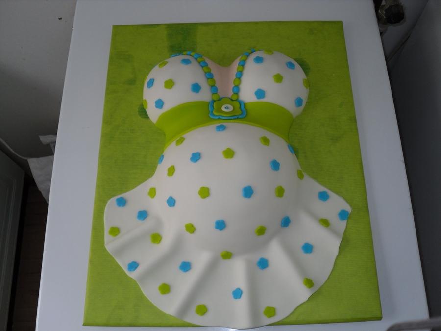 Pregnant Belly Cake Pan