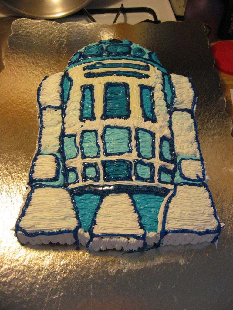 R2D2 Cakes Images