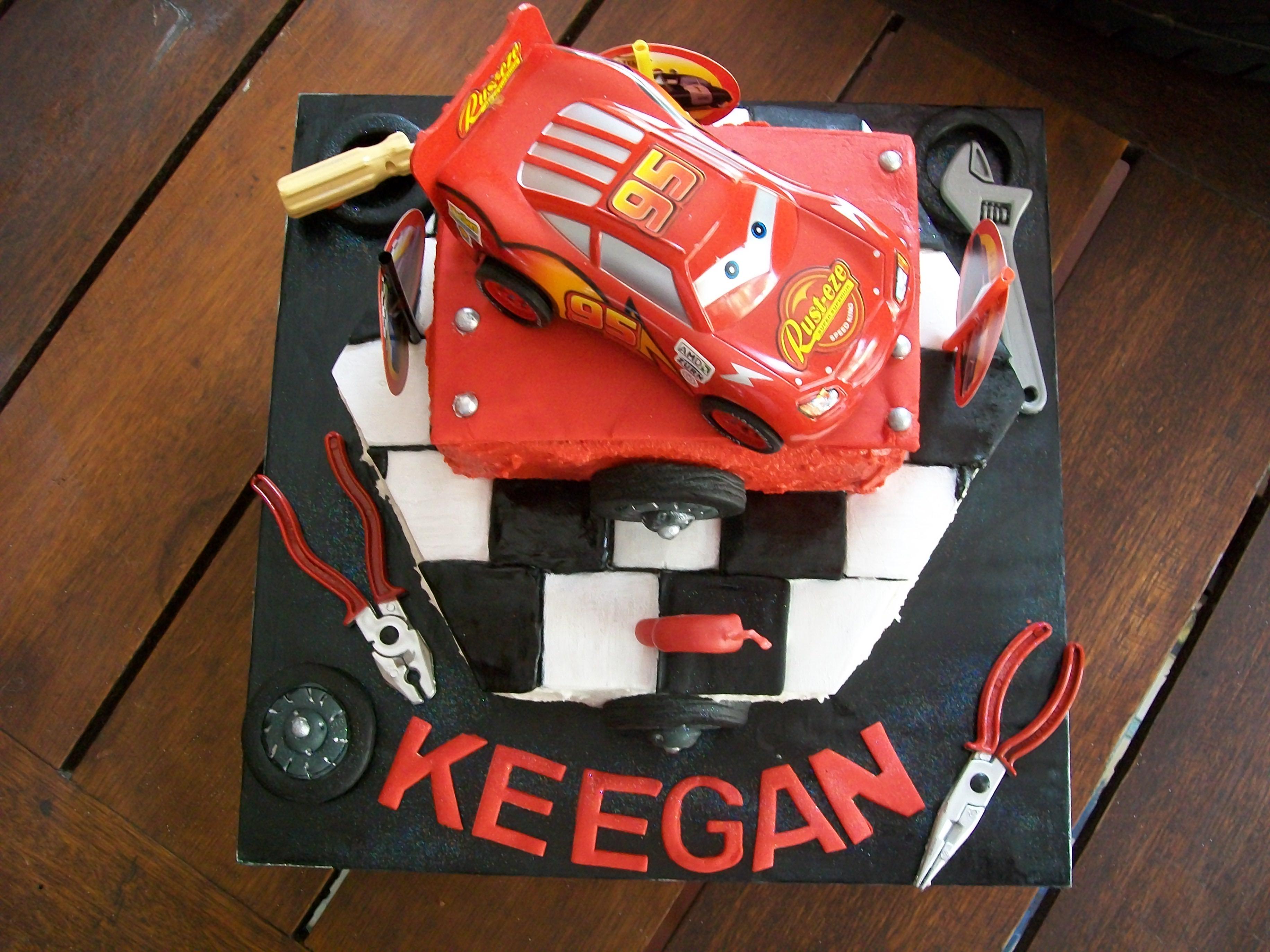 Cars Cakes Decoration Ideas Little Birthday Cakes