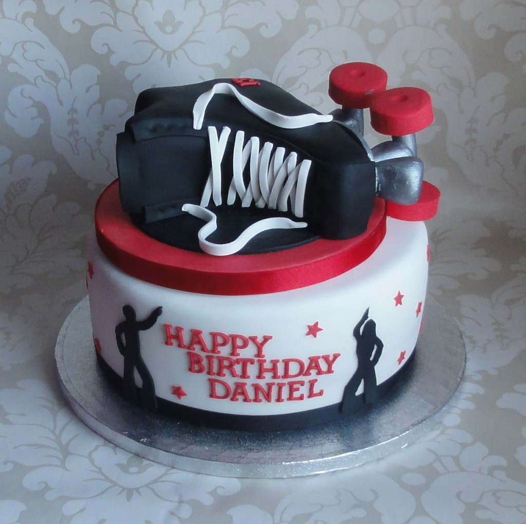 Roller Skate Cakes Images