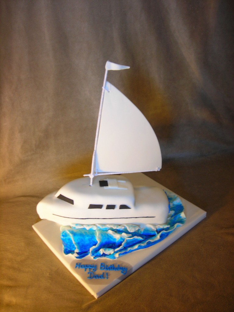 Sailboat Cakes Pictures