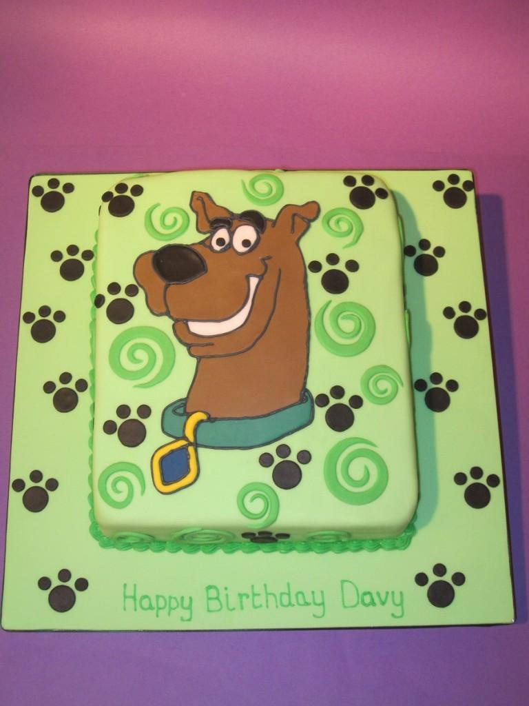 Scooby Doo Cake Ideas