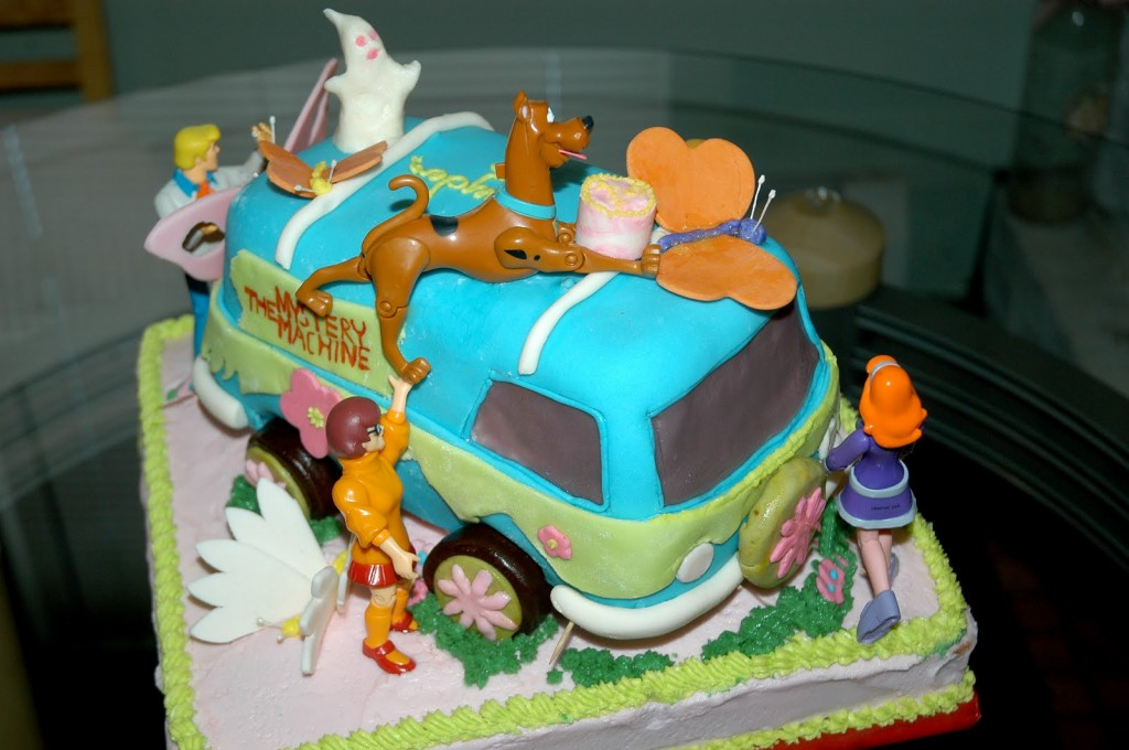 Scooby Doo Cakes Images