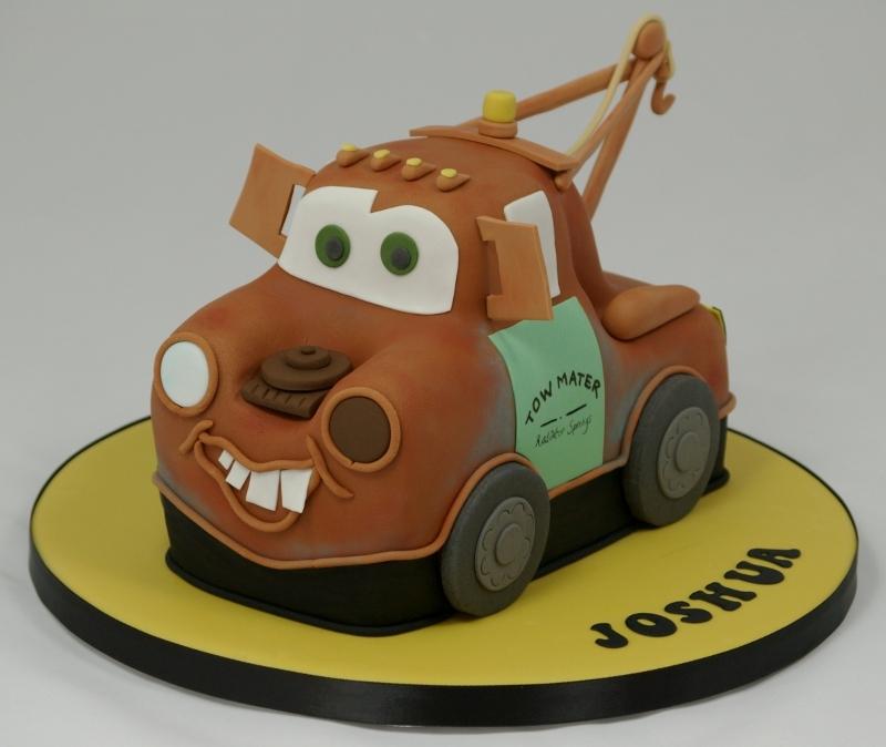 Tow Mater Cake Pan