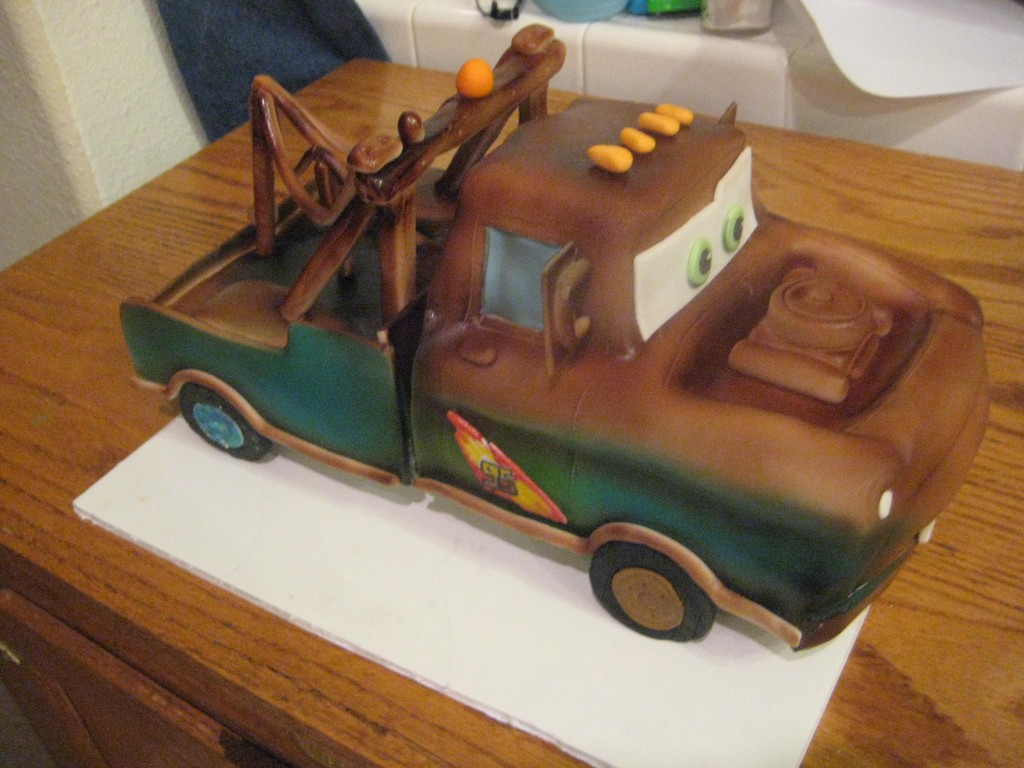 Tow Mater Cakes