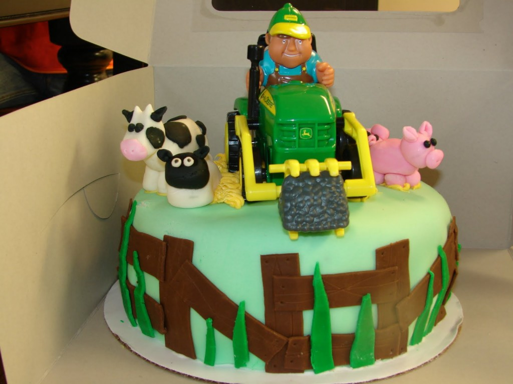 Tractor Cake Images