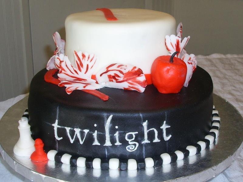 Twilight Cake Decorations