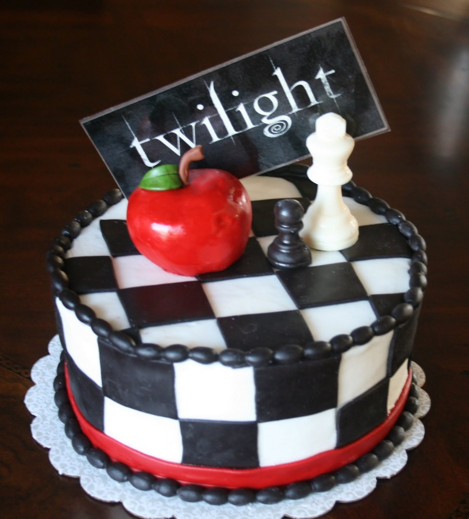 Twilight Cake Toppers