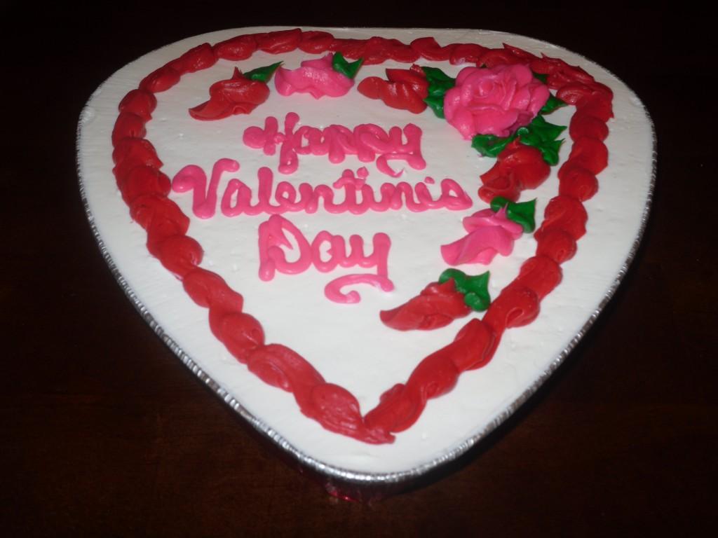 Valentine Cakes Pictures