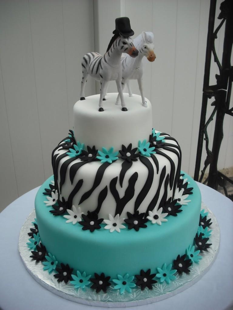 Zebra Cake Pictures