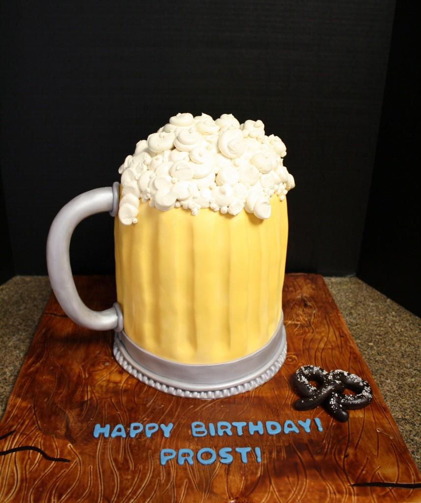 Beer Mug Cake Pan