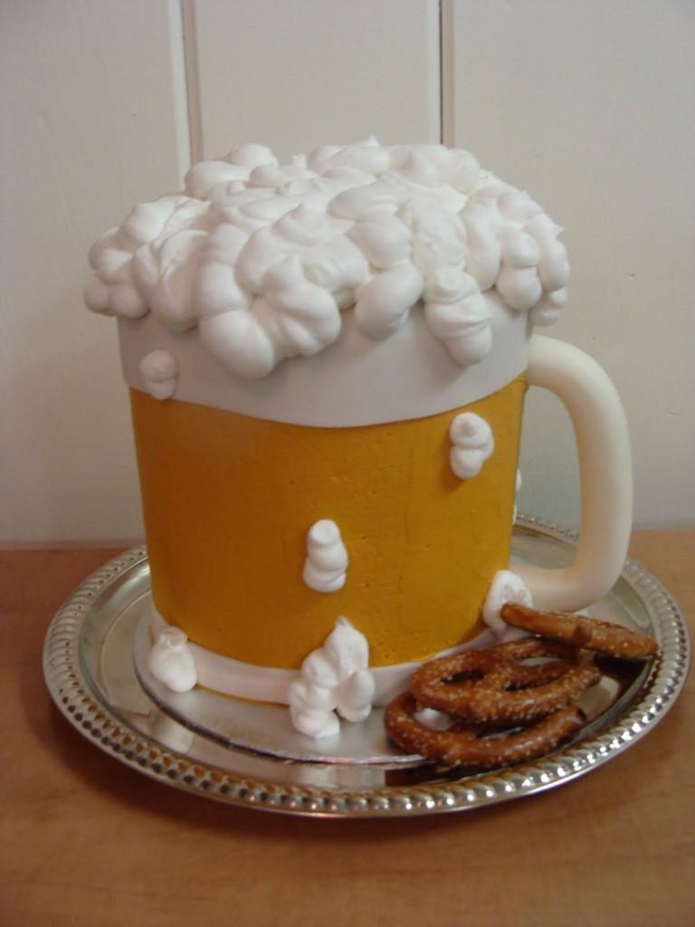 Beer Mug Cakes Images