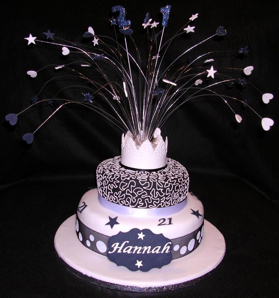 Birthday Cakes For 21st Birthday