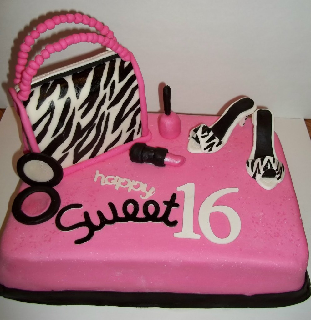 Cake For Sweet 16