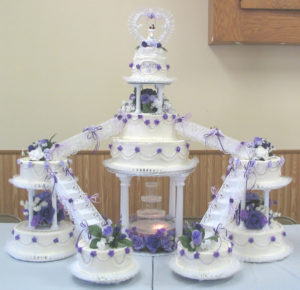 Cakes For Quinceaneras