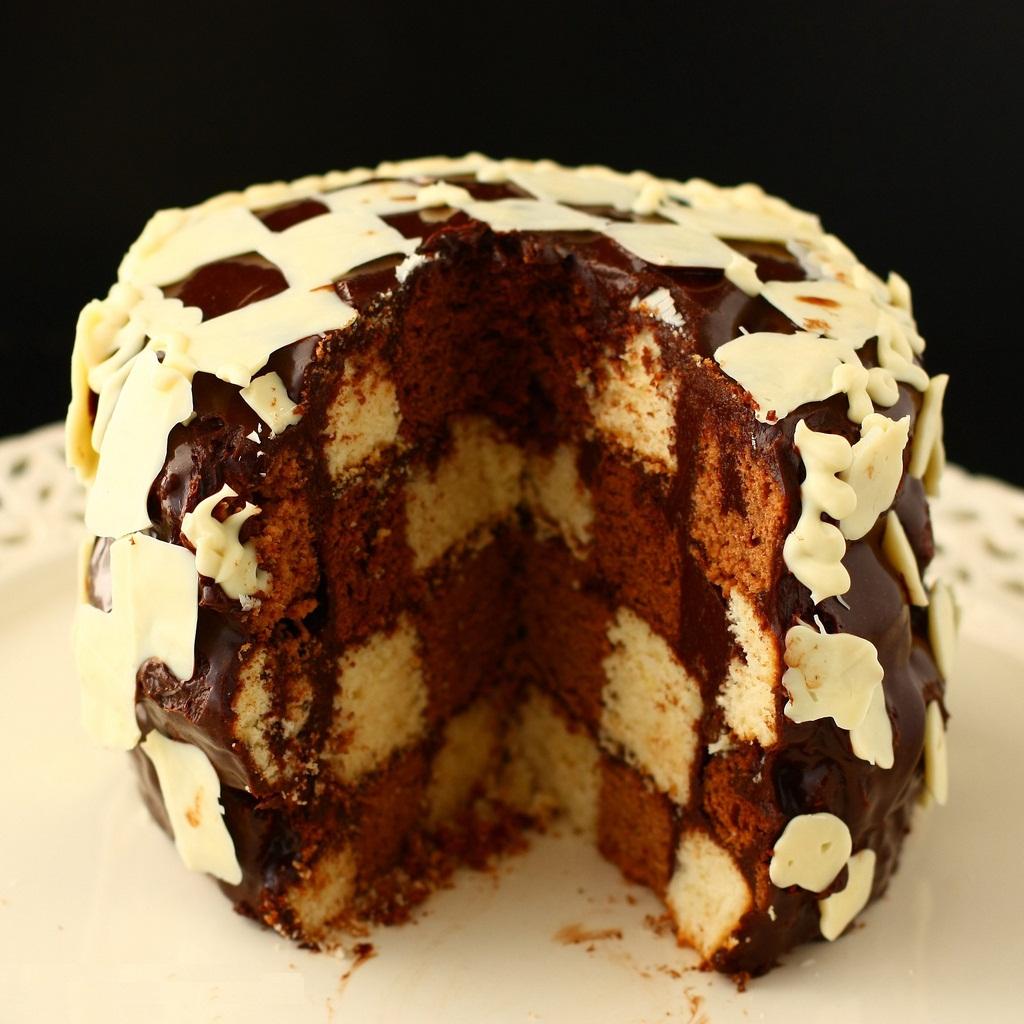 Checkerboard Cake Ideas