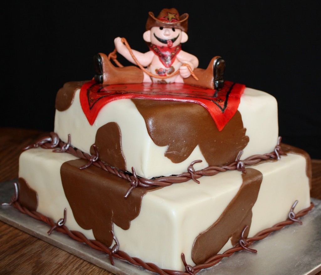 Cowboy Cakes Pictures