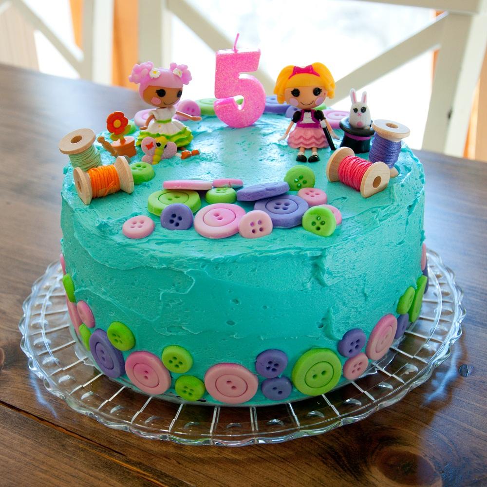 Lalaloopsy Cakes Ideas