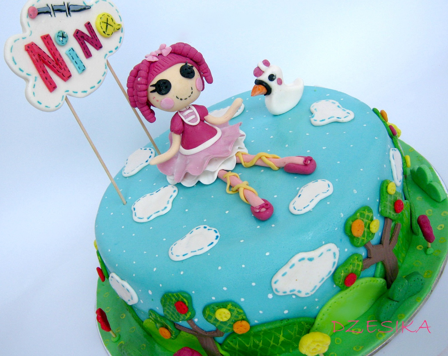 Lalaloopsy Cakes Images