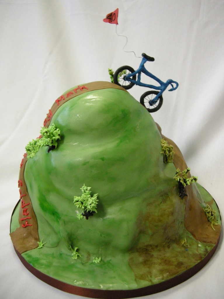 Pictures of Over The Hill Birthday Cakes