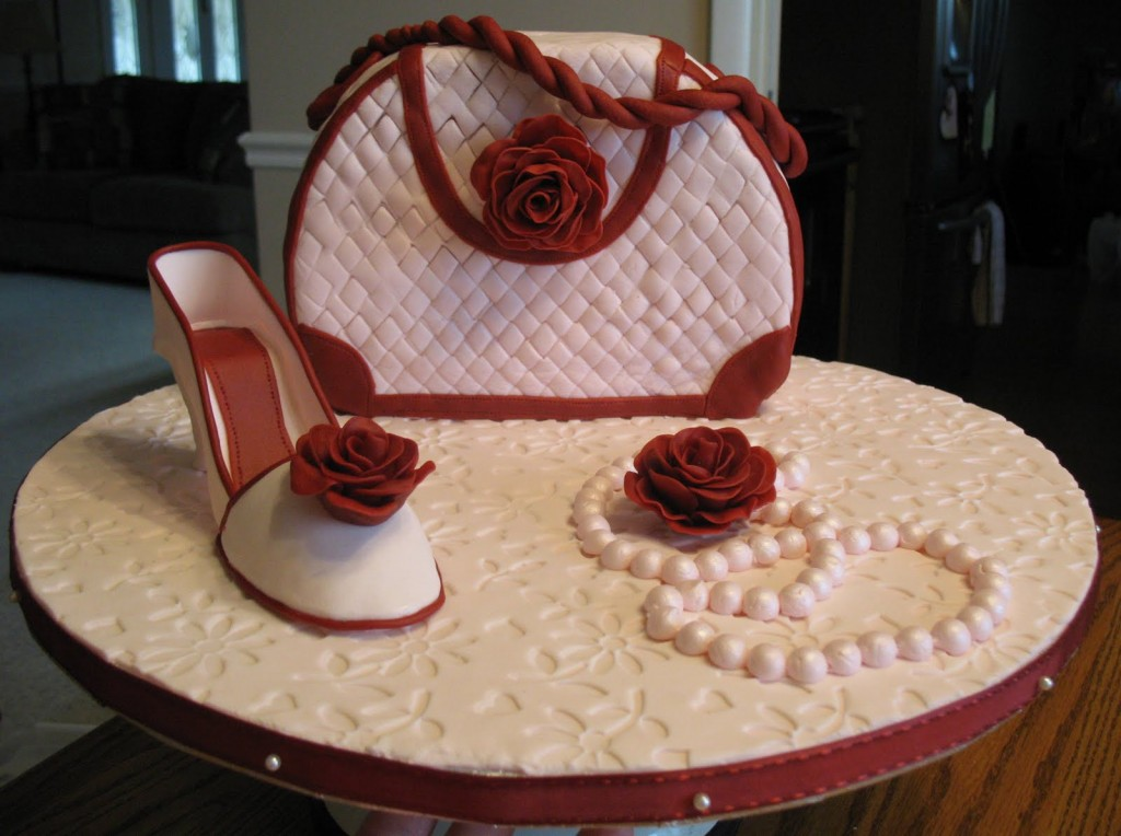 Purse Cake Images