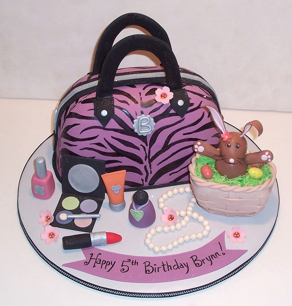 Purse Cakes Pictures
