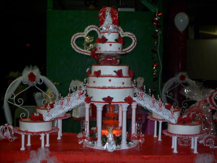 Quinceanera Cake Designs