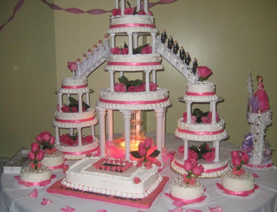 Quinceanera Cake Pictures