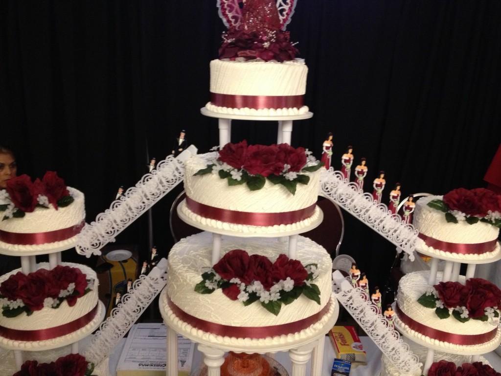 Quinceanera Cakes Images