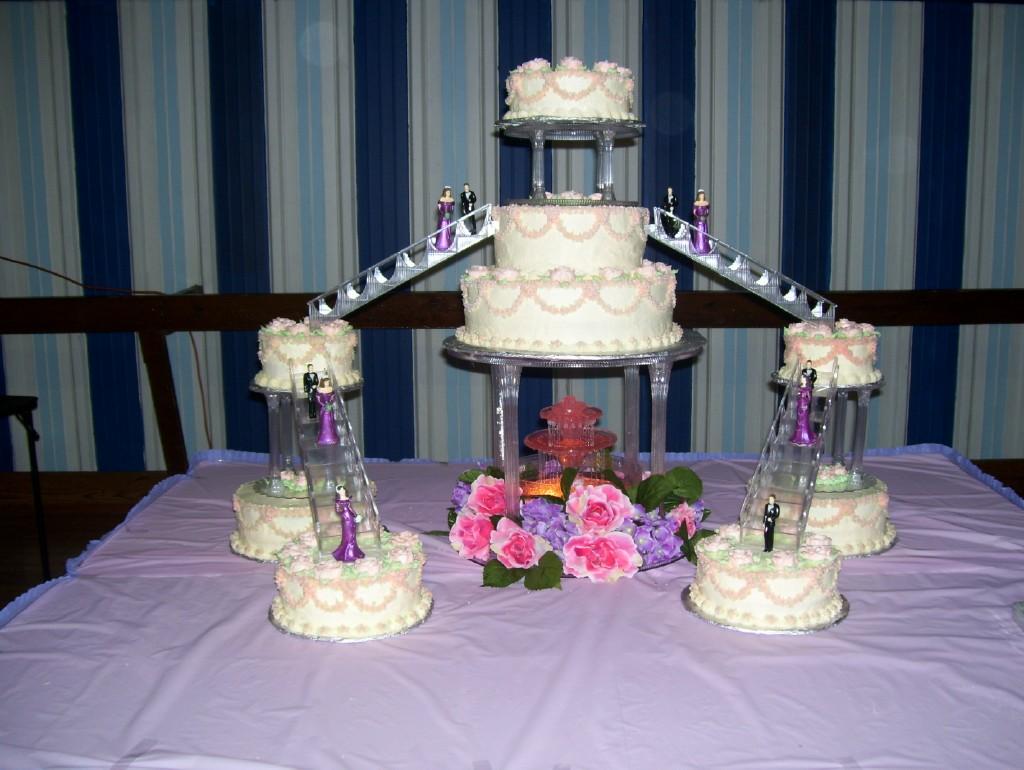 Quinceanera Cakes Pictures