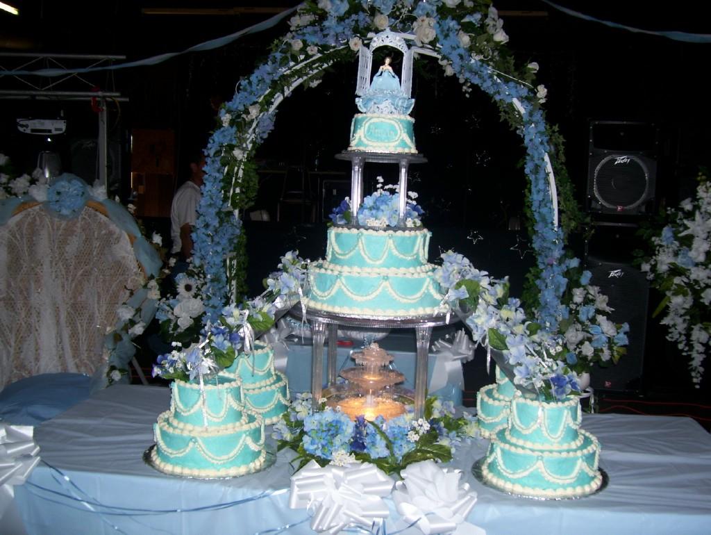 Quinceanera Cakes
