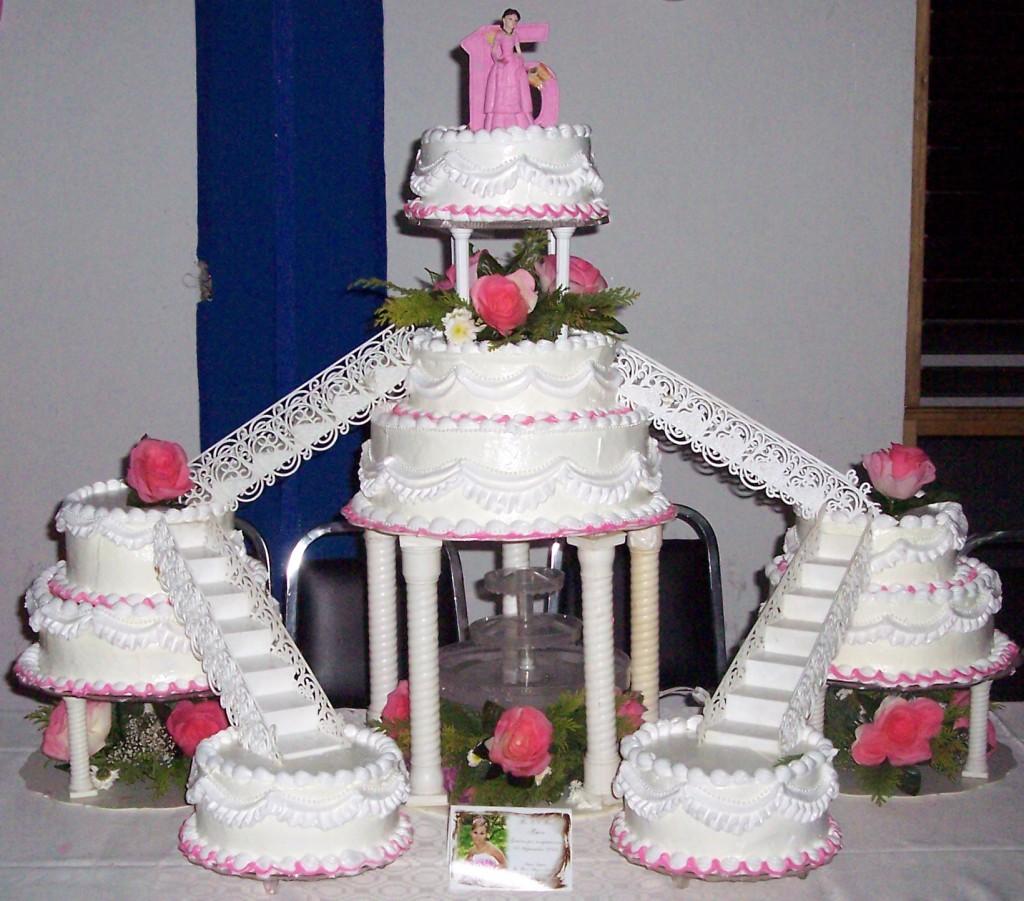Quinceaneras Cakes Pictures